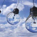 電球、天気
